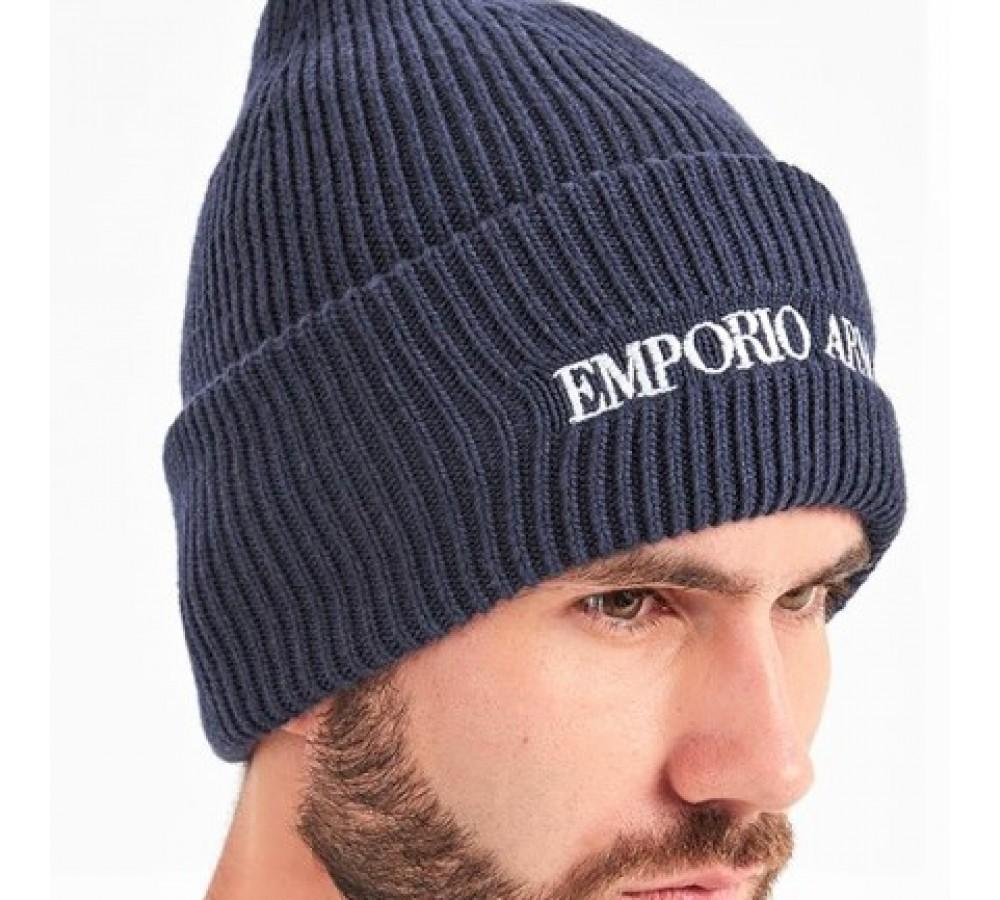 Шапка Emporio Armani 627045 0A535 00035