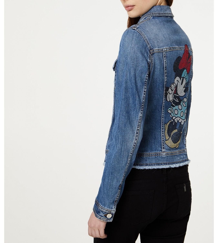 Джинсова куртка Liu Jo FA0395 D3105