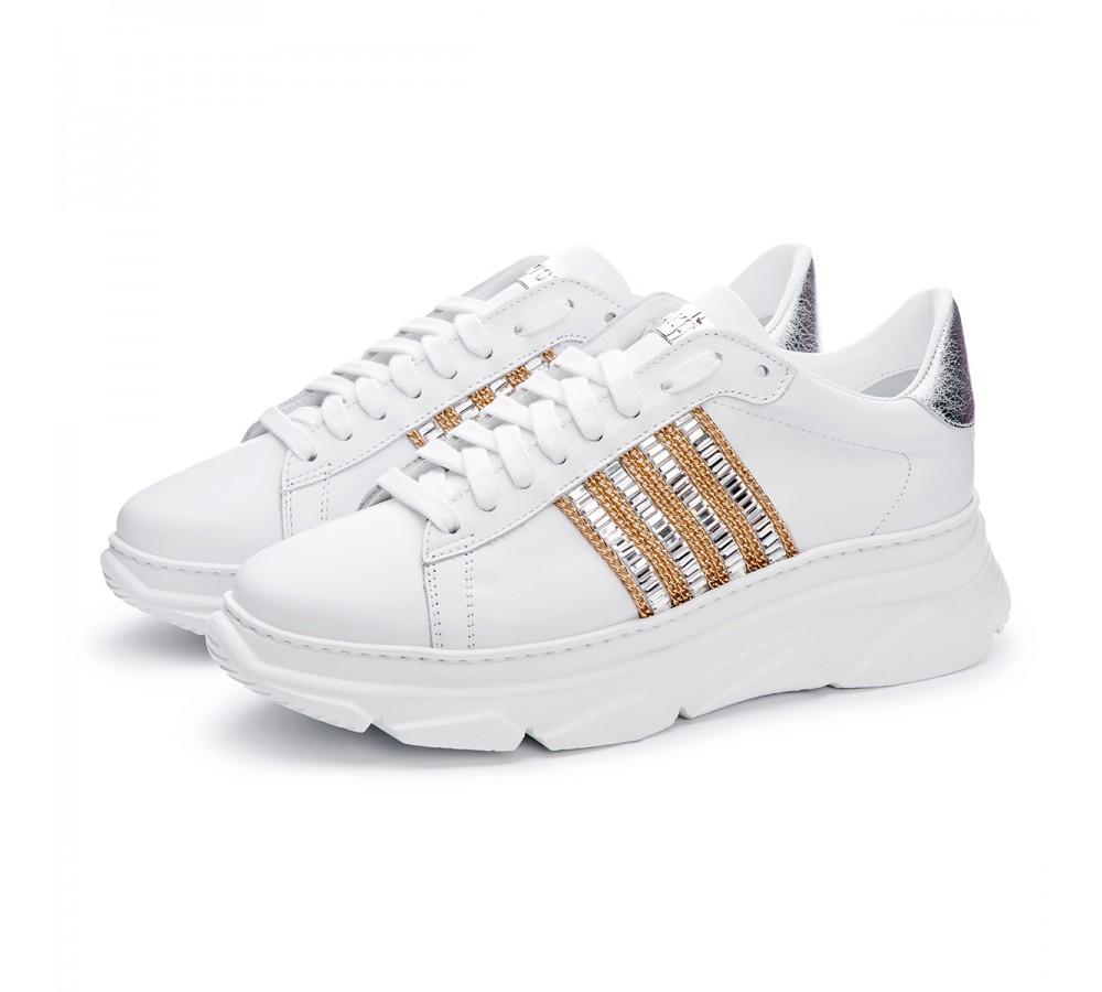Кросівки Stokton 785D BIANCO