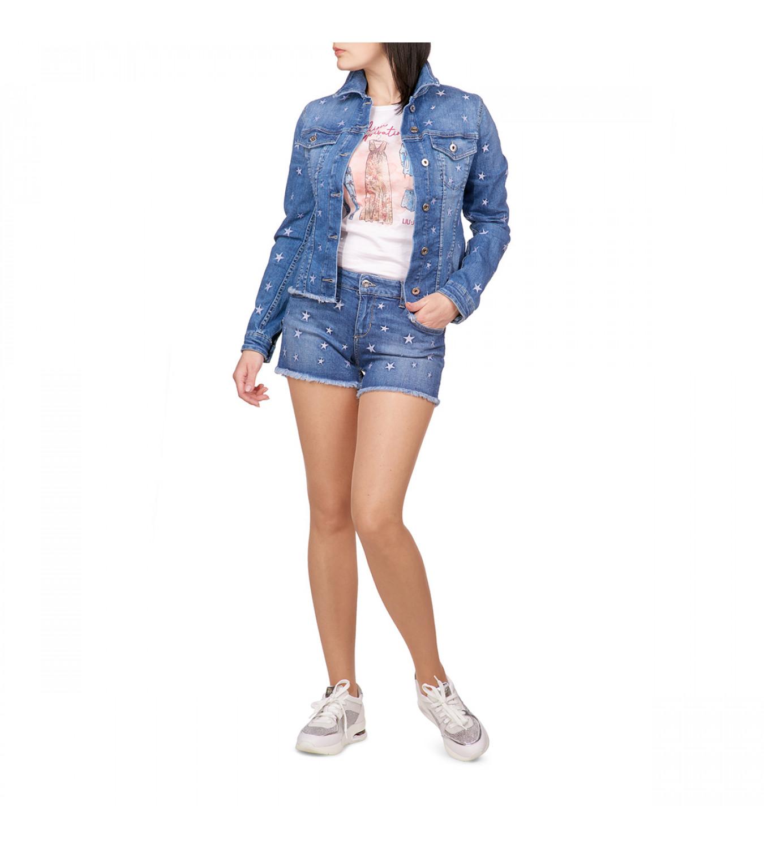 Джинсова куртка Liu Jo UA0149 D4475