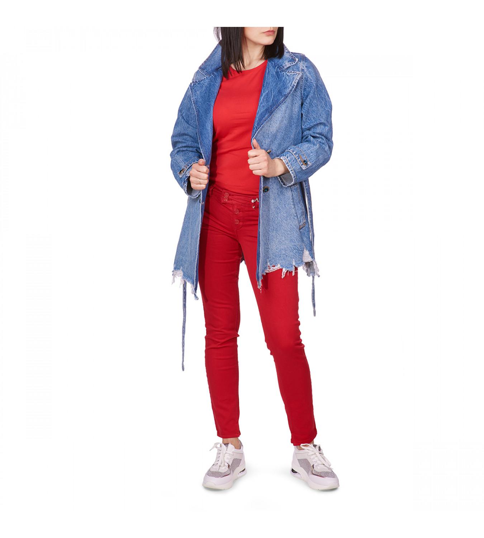 Джинсова куртка Liu Jo UA0055 D4465