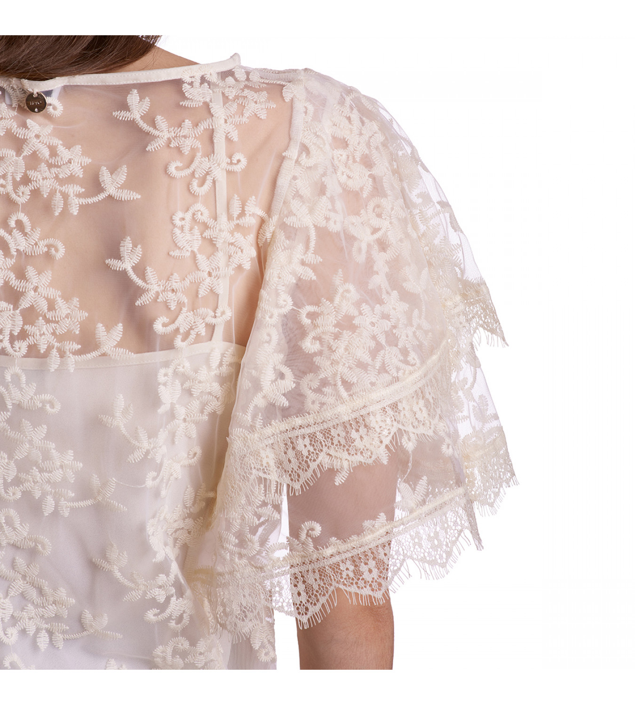 Блузка Liu Jo FA0336 J5991