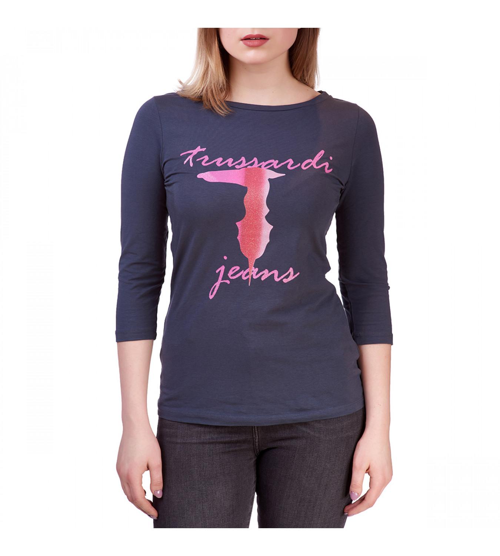 Лонгслів Trussardi Jeans 56T00217